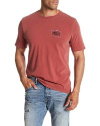 Hurley - Chained Up Distressed Tee - Lyst