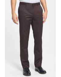 Bonobos - 'weekday Warriors' Non-iron Slim Fit Cotton Chinos - Lyst