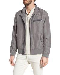 Michael Bastian - Harrington Linen & Cotton Jacket - Lyst