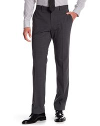 Theory - Trim Fit Stretch Wool Marlo Pants - Lyst