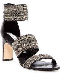Matt Bernson | Zinnia Strappy Stiletto Sandal | Lyst