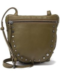 Kooba - Jagger Leather Crossbody - Lyst