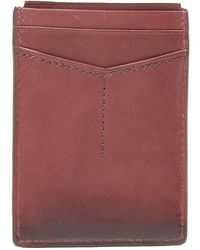 Fossil - Paul Magnetic Credit Card Case - Lyst
