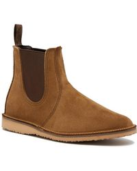 Red Wing - Weekend Suede Chelsea Boot - Factory Second - Lyst