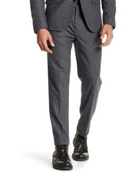 Lindbergh - Straight Leg Casual Trouser - Lyst