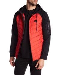 Lindbergh - Hooded Quilt Jacket - Lyst