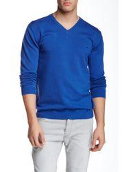 Lindbergh - V-neck Sweater - Lyst