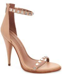 BCBGMAXAZRIA Marie Dress Sandals - Multicolour