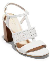 Cole Haan - Cherie Grand Block Heel Sandal - Lyst