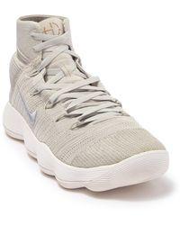 Nike Hyperdunk 2017 Flyknit Basketball Sneaker - Gray
