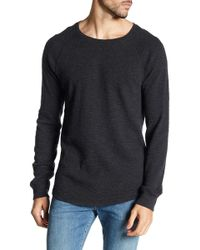 Lucky Brand - Thermal Crew Neck Tee - Lyst