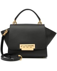 Zac Zac Posen - Eartha Iconic Mini Top Handle Crossbody With Micro Grommet Strap - Lyst