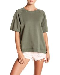 Sincerely Jules - Cara Dolman Sleeve Sweatshirt - Lyst