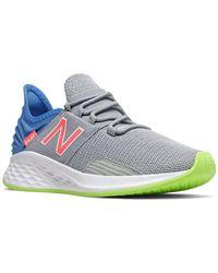 New Balance Fresh Foam Roav V1 Running Sneaker - Multicolour