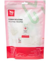 MYTAGALONGS Clean Routine Kit - White