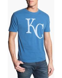 American Needle - Brass Tack Tee Royals - Lyst