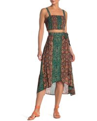 Free People - Tropical Date 2-piece Set - Lyst