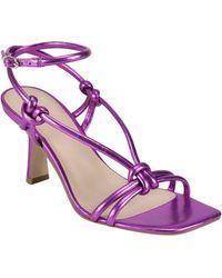 Marc Fisher Nalani Strappy Sandal - Pink