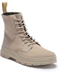 21f2e8e1bc9 Lyst - Dr. Martens Creta Lace Boot in Brown for Men