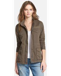 Hinge Fatigue Jacket - Green