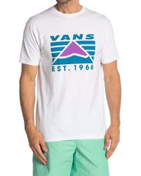 Vans Hi-point Short Sleeve T-shirt - White