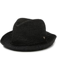 Helen Kaminski Fai Hat - Black