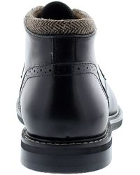 English Laundry Patterson Boot - Black