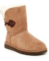 UGG - Bailey Mariko Genuine Sheepskin Boot - Lyst