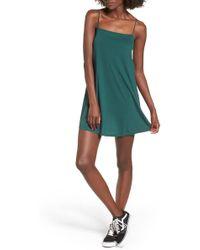 RVCA - Rachel Camisole Dress - Lyst
