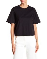 A.L.C. - Frankie Lace-up Back Top - Lyst