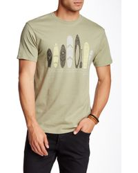Jack O'neill - Lei Day Crew Neck Tee - Lyst