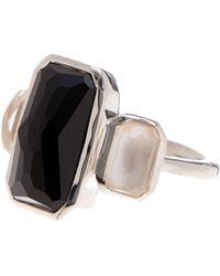 Ippolita - Sterling Silver Wonderland Three Stone Ring - Size 7 - Lyst