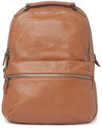 Shinola - Leather Signature Runwell Backpack - Lyst