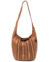 The Sak 30 Year Leather 120 Hobo - Brown