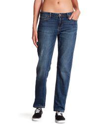 Joe Fresh | Slim Boyfriend Jeans | Lyst