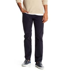 """Lucky Brand - 121 Heritage Slim Fit Pants - 30-34"""" Inseam - Lyst"""