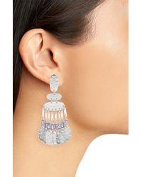 Kendra Scott Oster Medium Chandelier Earrings - Multicolor