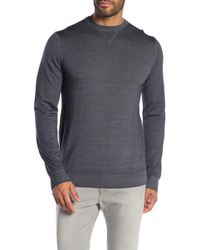 Tocco Toscano - Merino Wool Sweater - Lyst