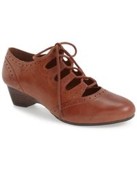 Bella Vita - Posie Ghillie Oxford (women) - Lyst
