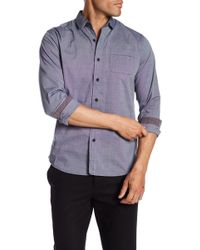 Descendant Of Thieves - Pin Point Shirt - Lyst