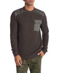 Lindbergh - O-neck Knit Sweater - Lyst