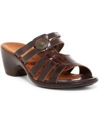 Romika - Gorda Strappy Slide Sandal - Lyst