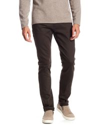 Vince - Stretch Twill Jeans - Lyst