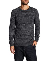 Calibrate | Crew Neck Heathered Sweater | Lyst