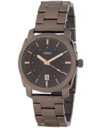 Fossil - Men's Machine Bracelet Watch, 42mm - Lyst