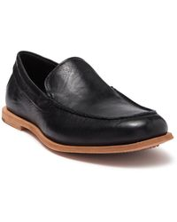 Timberland Tauk Point Venetian Leather Loafer - Black