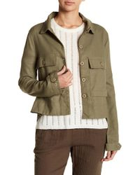 Fate - Collared Front Button Jacket - Lyst