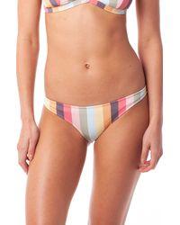 Rhythm Sahara Cheeky Bikini Bottoms - Multicolor