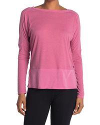 Prana Kaila Crossback Top - Pink
