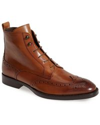 To Boot - 'brentwood' Wingtip Boot (men) - Lyst